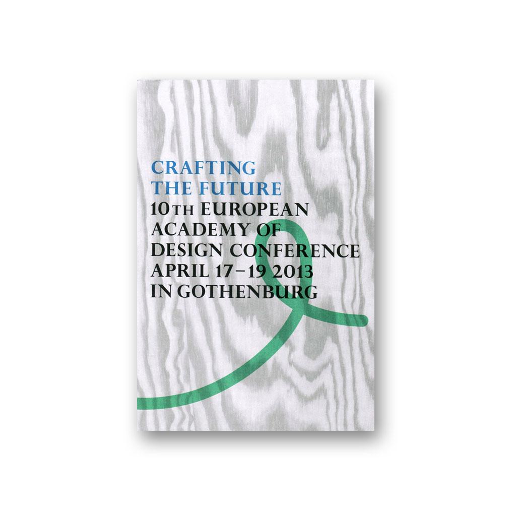10^ Conferenza della European Academy of Design