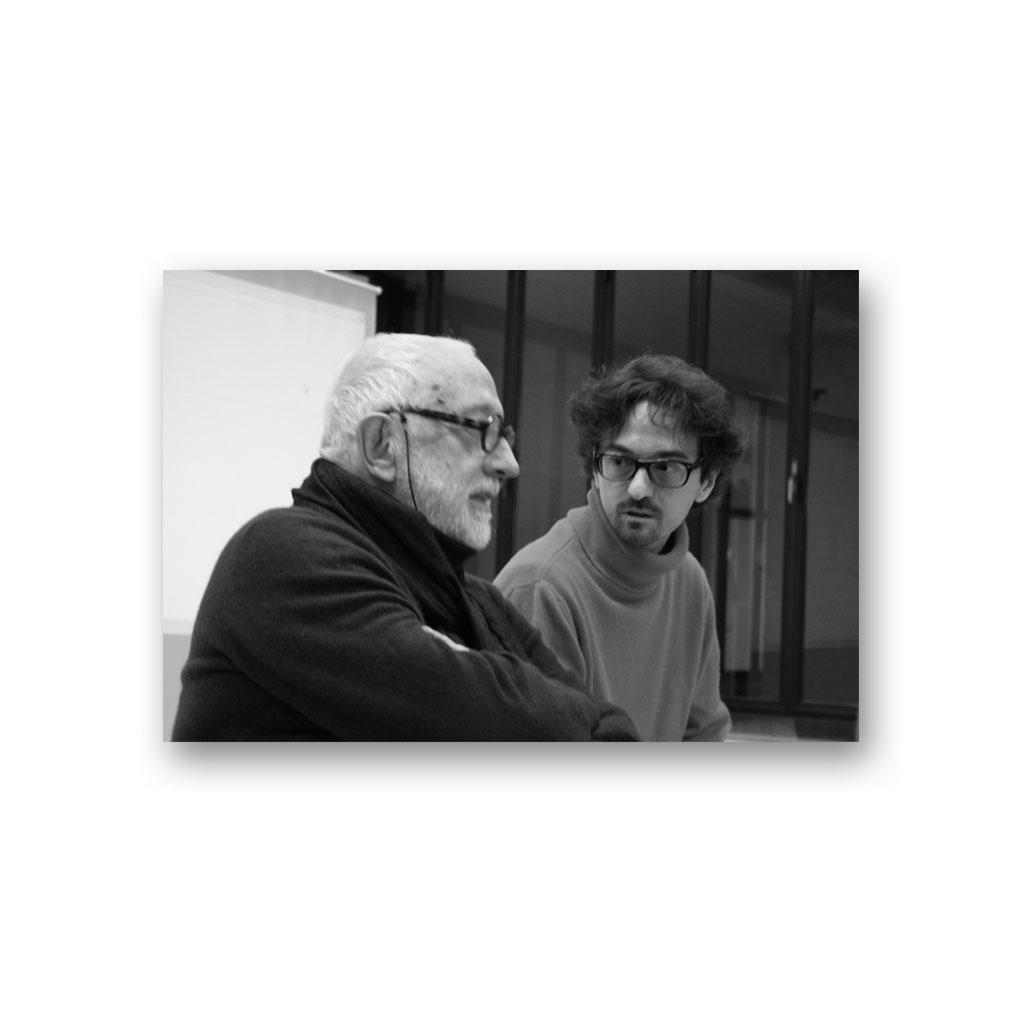 Andrea Branzi e Francesco Ruffa al Collegio di Milano